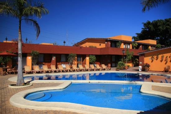 Hacienda La Noria: Hotelpool