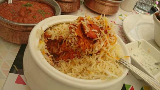 Darbar Indian Food