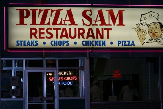 Alma, MI: Pizza Sam