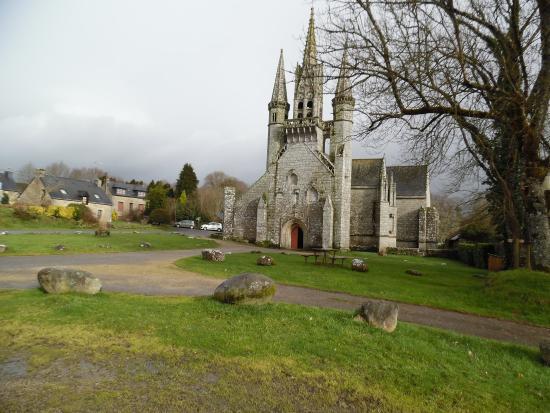 Le Faouet, France: chapelle St Fiacre