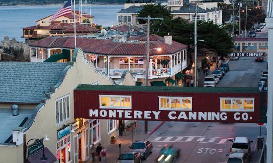 Hotels Near Monterey Bay Aquarium Ca Newatvs Info