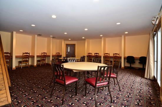 BEST WESTERN PLUS Dockside Waterfront Inn: Meeting Room
