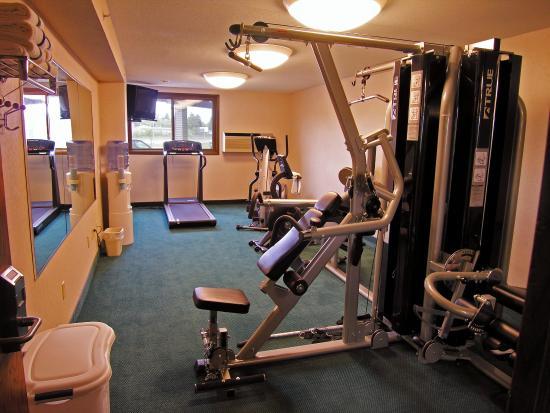 Baraga Lakeside Inn: Fitness Center