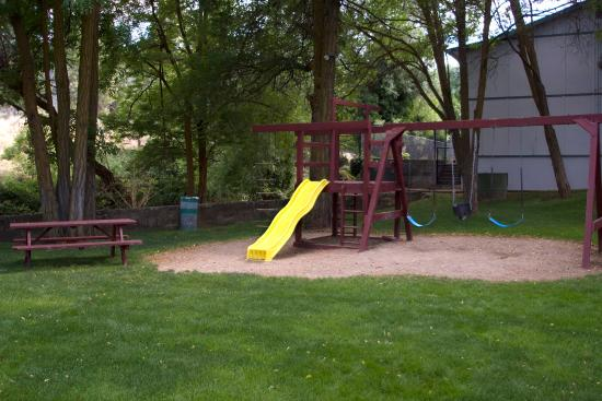 Best Western Miner's Inn: Play Area