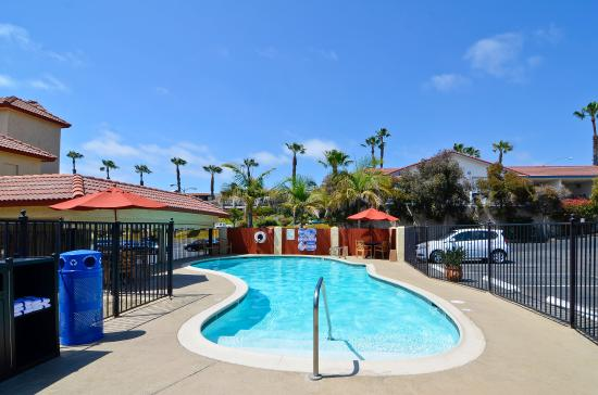 Swimming pool picture of best western mission bay san - Mission bay swimming pool auckland ...