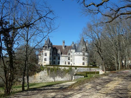 Chateau de Puyguilhem: Chateau