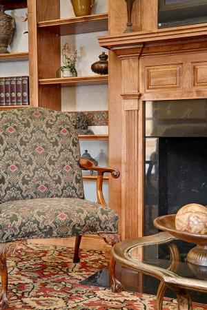 BEST WESTERN Bradbury Inn & Suites: Lobby