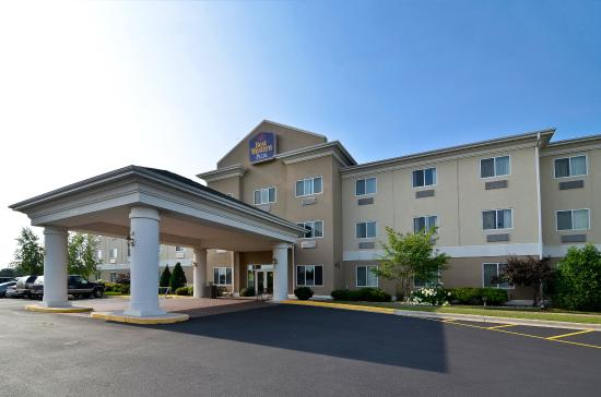 Photo of BEST WESTERN PLUS Sparta Trail Lodge