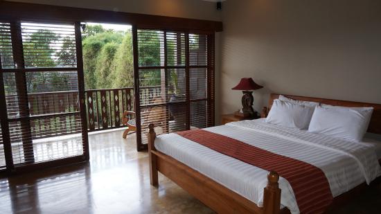 Ajanta Villas: Спальня