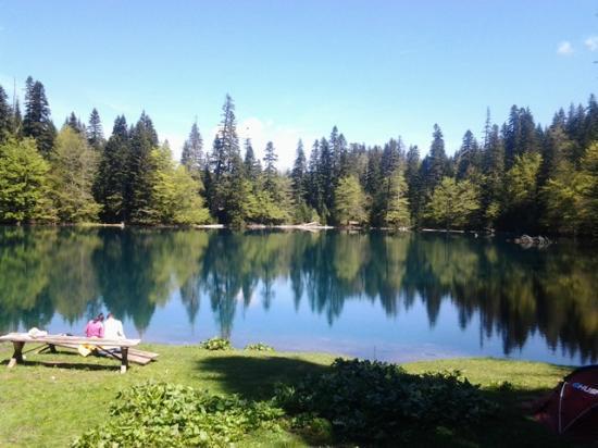 Hotel Ravnjak: Zabojsko Lake
