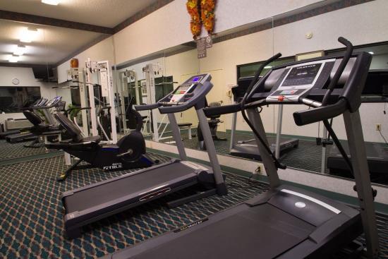 Best Western Inn & Suites : Fitness Center
