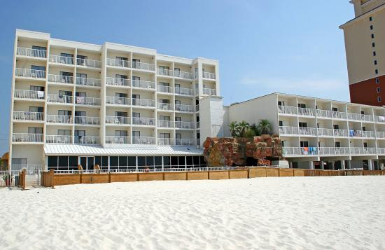 BEST WESTERN on the Beach: Exterior