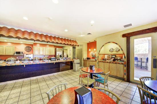 BEST WESTERN PLUS Inn of Sedona: Breakfast Room