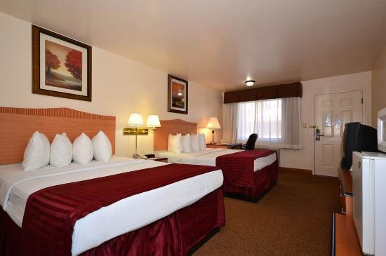 Days Inn Sierra Vista : Guest Room