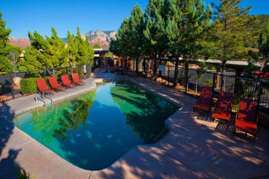 Fitness Center Picture Of Best Western Plus Inn Sedona