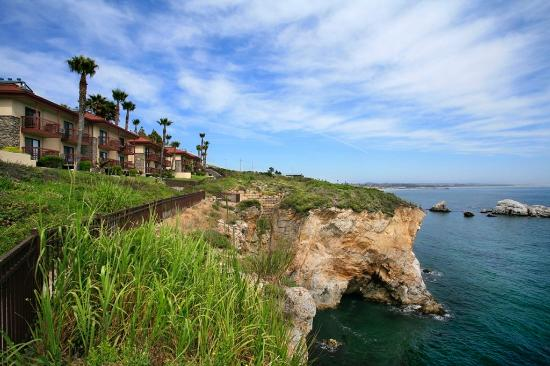 The Inn at the Cove: Enjoy the peace and tranquility of the ocean side