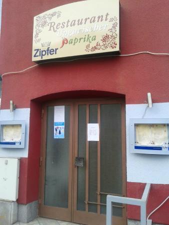 Restaurant Ungarischer Paprika