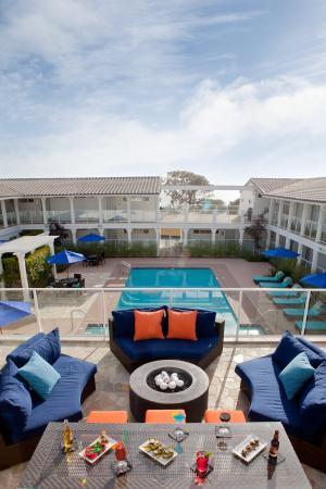 Hotel Indigo San Diego Del Mar: PoolView