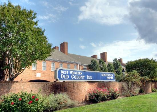 BEST WESTERN Old Colony Inn: The BEST WESTERN Old Colony Inn