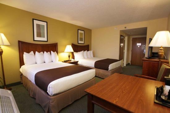 Wyndham Garden Jacksonville: Guest Room