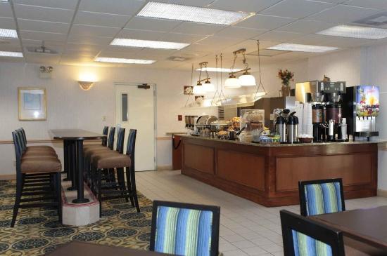 BEST WESTERN Hotel JTB/Southpoint: Breakfast Area