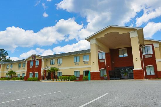 BEST WESTERN PLUS Panhandle Capital Inn & Suites : Exterior
