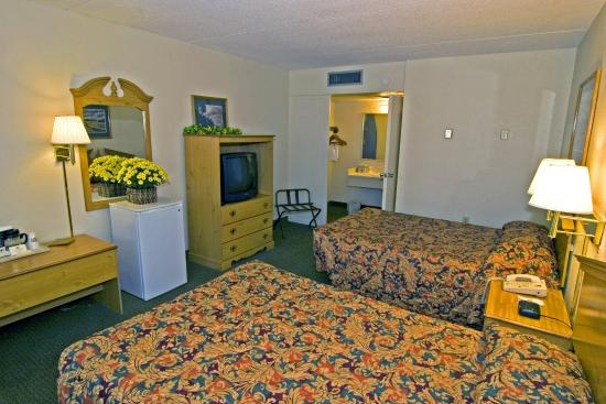 Days Inn Valdosta/Near Valdosta Mall: Double