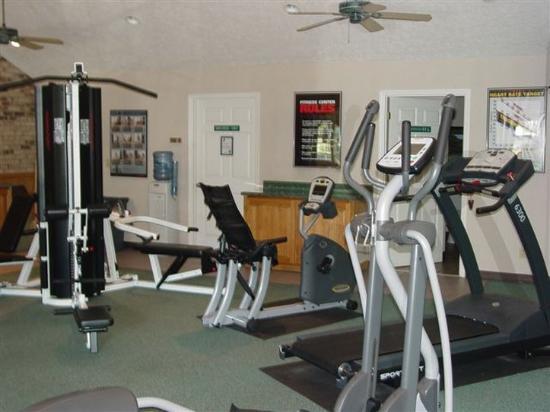White Columns Inn: Fitness Center