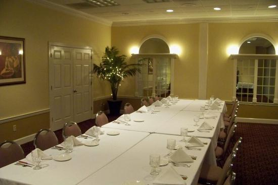 White Columns Inn: Meeting Room