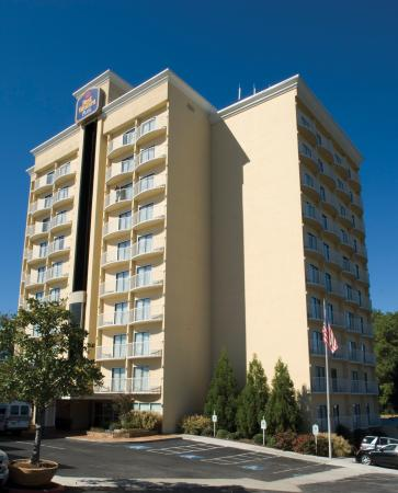 BEST WESTERN PLUS Atlanta Airport-East: Exterior