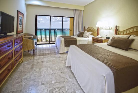 The Royal Sands Resort & Spa All Inclusive : Beachfront suite