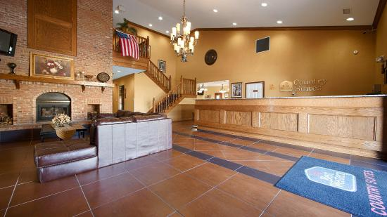 Best Western Country Suites: Lobby