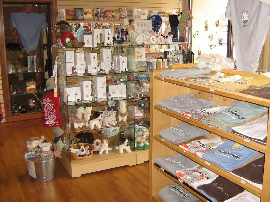 BEST WESTERN Valley Plaza Inn: Gift Shop