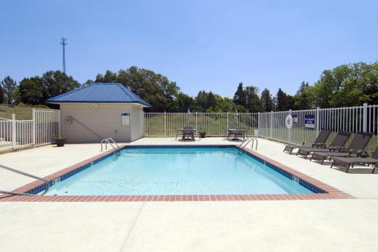 Oak Tree Inn: Outdoor Pool