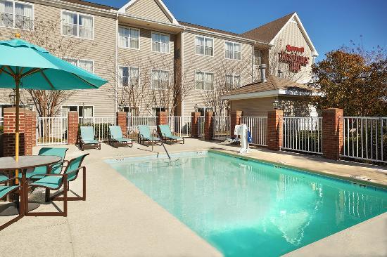 Residence Inn Greenville-Spartanburg Airport: Outdoor Pool