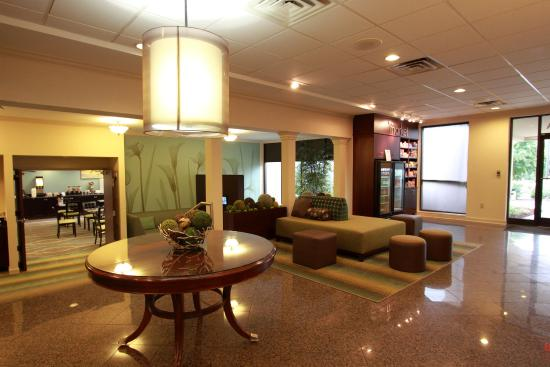 Best Western Plus Cary Inn - NC State: Relax in our newly remodeled lobby.