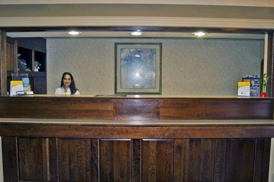 Days Inn Goldsboro: Lobby