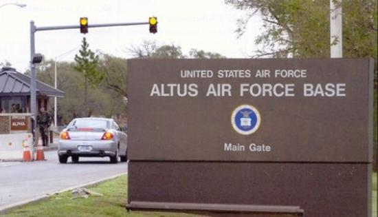 Days Inn Altus: Altus Air Force Base