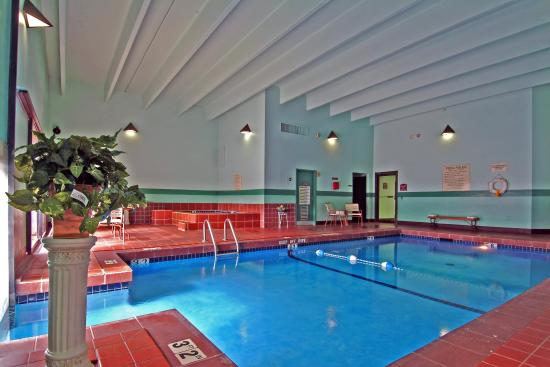 Days Inn Altus: Indoor Pool