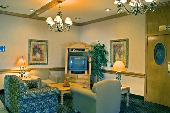 Quality Inn Bartlesville : Lobby