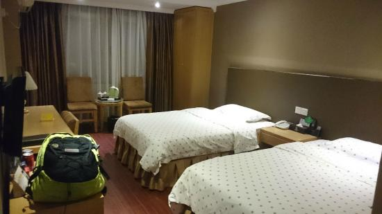 Jinyi Hotel(Dade Road): Double bed