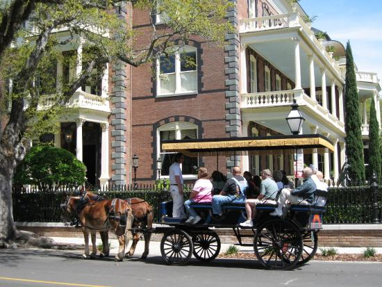 King Charles Inn: Local Attraction