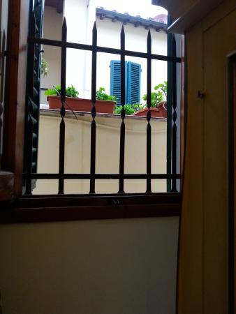 Hotel Fiorino: finestrella