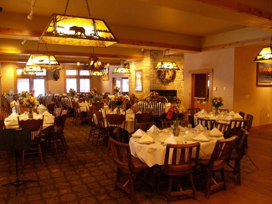 Alpine, Вайоминг: Restaurant