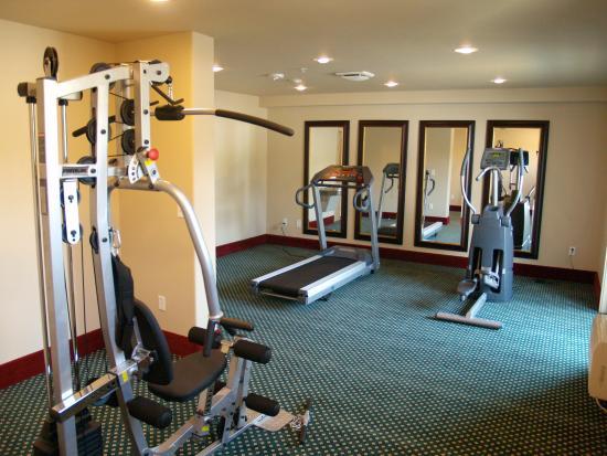 Alpine, Вайоминг: Fitness Room