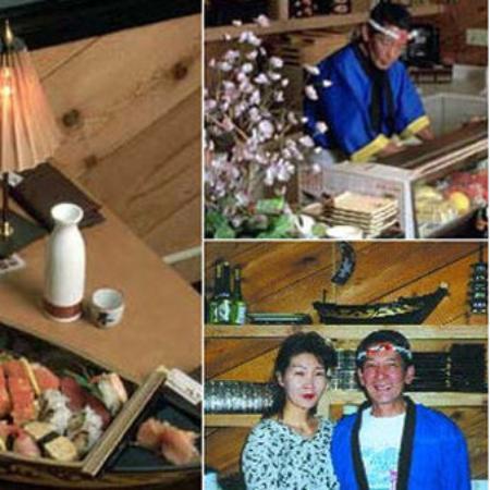 Inn at Jackson Hole: Masa Sushi Japanese Restaurant