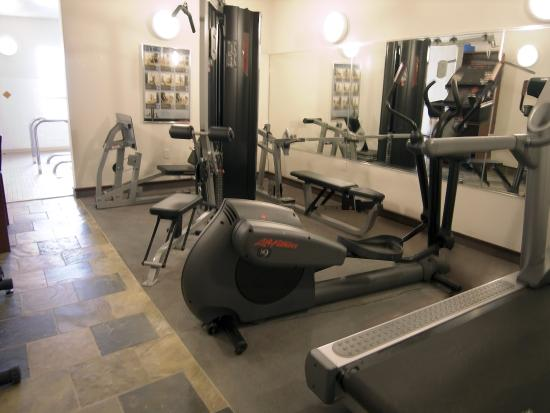 Lakeview Inns & Suites - Slave Lake: Fitness Center