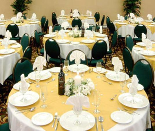 BEST WESTERN PLUS Gatineau-Ottawa: Banquet Room