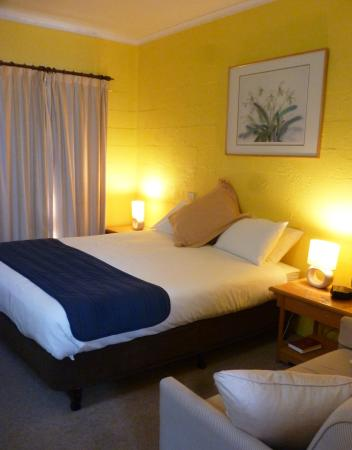 Coachman's Rest Motor Inn: King Guest Room