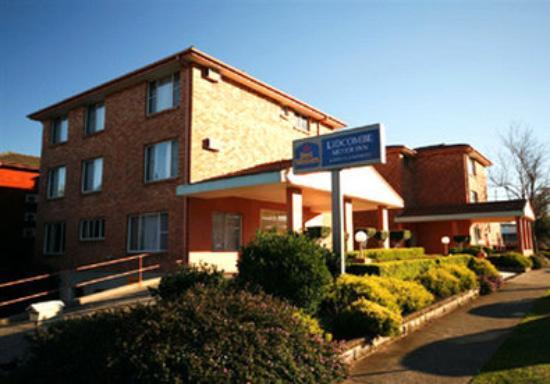 Lidcombe Motor Inn